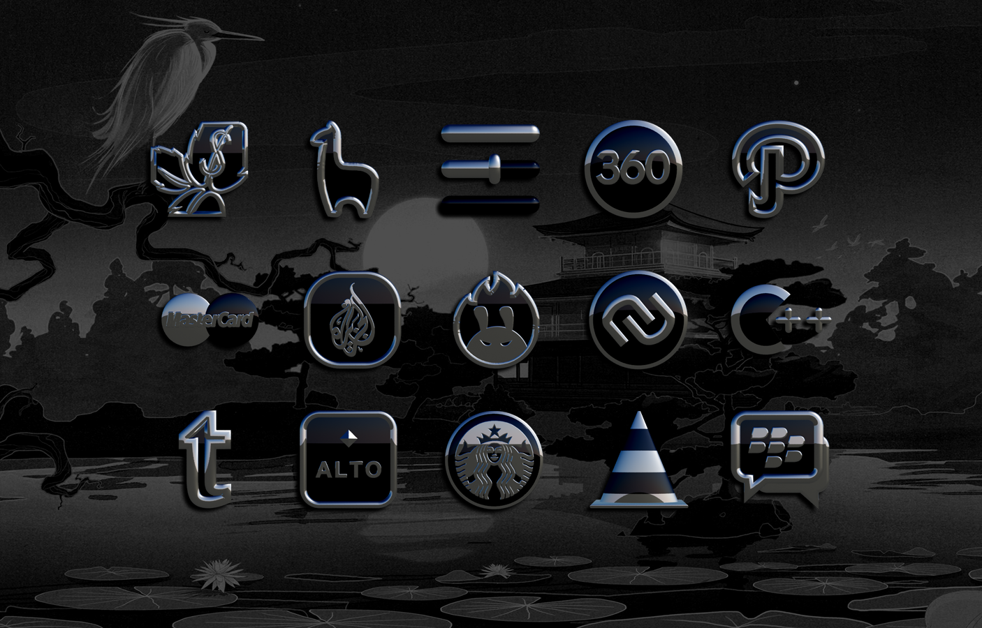 Icon Pack Sakato 3D Screenshot 10