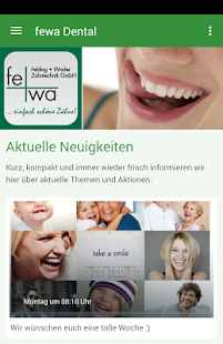 fewa Dental - screenshot