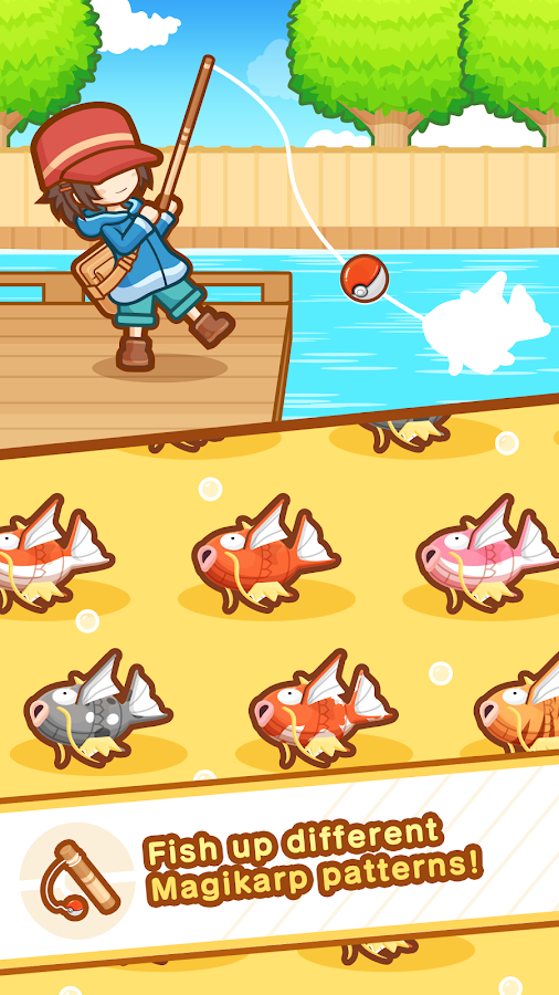Pokémon: Magikarp Jump Screenshot 3