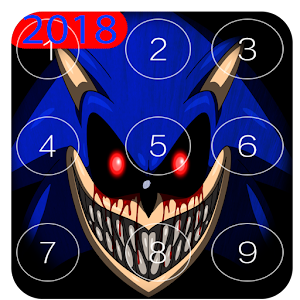 Sonic.exe Lockscreen For PC