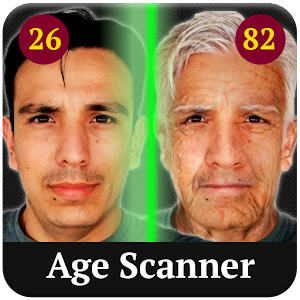 Face Age Scanner Prank Icon