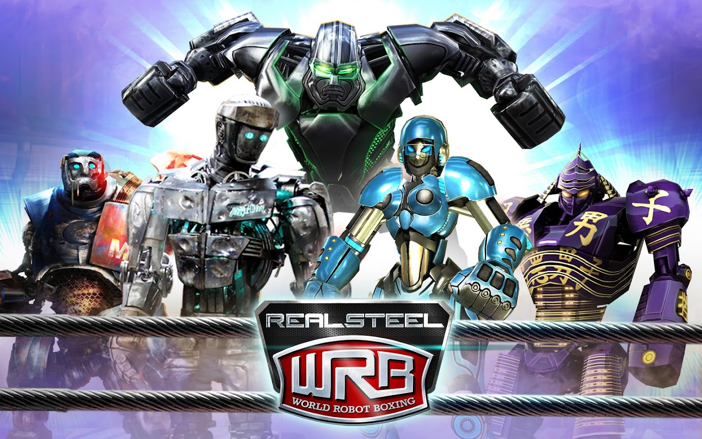 Real Steel World Robot Boxing Screenshot 6