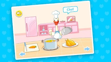 Screenshot of Occupations - Free for kids