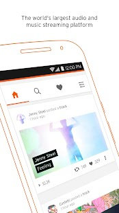 SoundCloud - Music & Audio APK baixar