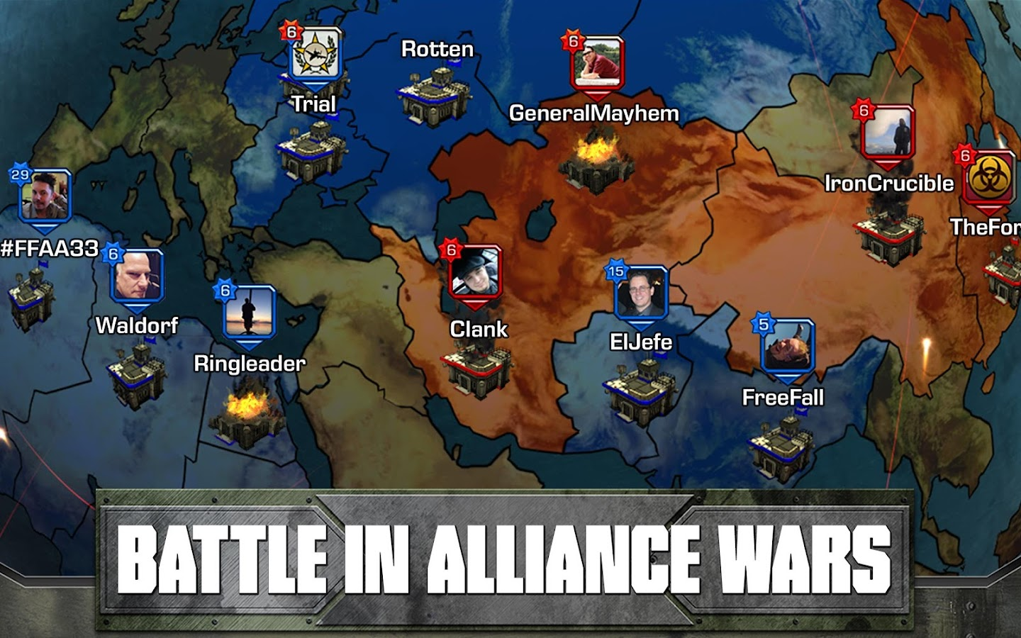 Empires and Allies Screenshot 8