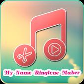 My Name Ringtone Maker APK for Bluestacks