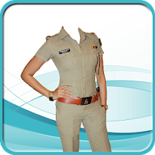 Police Women Photo Suit