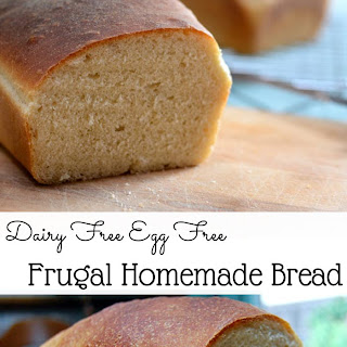 Frugal Homemade Bread