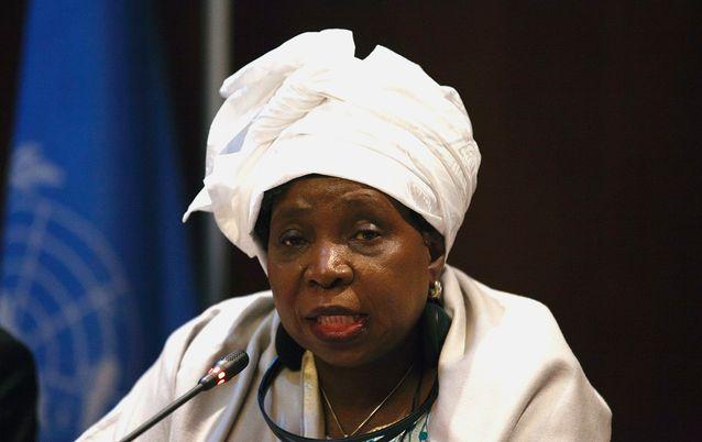 Nkosazana Dlamini-Zuma Picture: REUTERS/ JOE PENNY