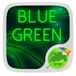 Blue Green Keyboard Icon