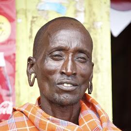 Narok Men by Chiara Maioni - People Portraits of Men