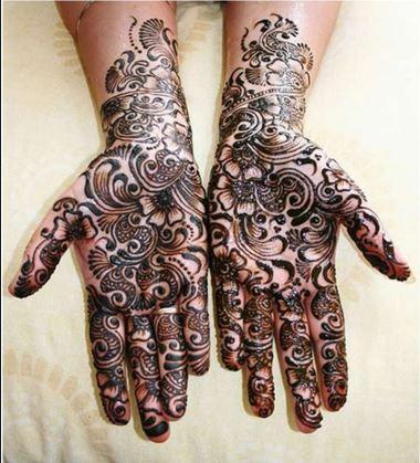 android DIY Henna Mehndi Designs Screenshot 4