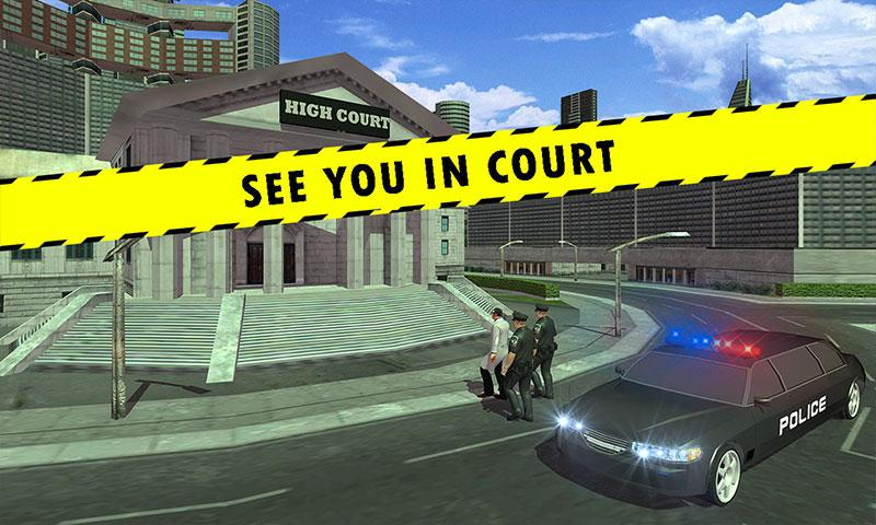 Vip Limo - Crime City Case Screenshot 3