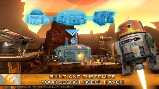 Star Wars Rebels: Missions - screenshot