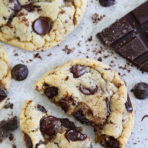 Chocolate Lover's Chocolate Chip Cookies