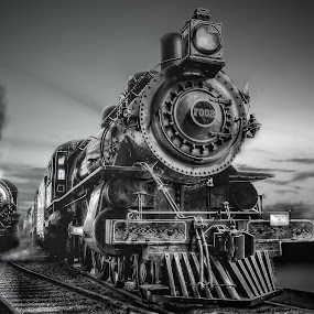 Departure by Nickel Plate Photographics - Transportation Trains