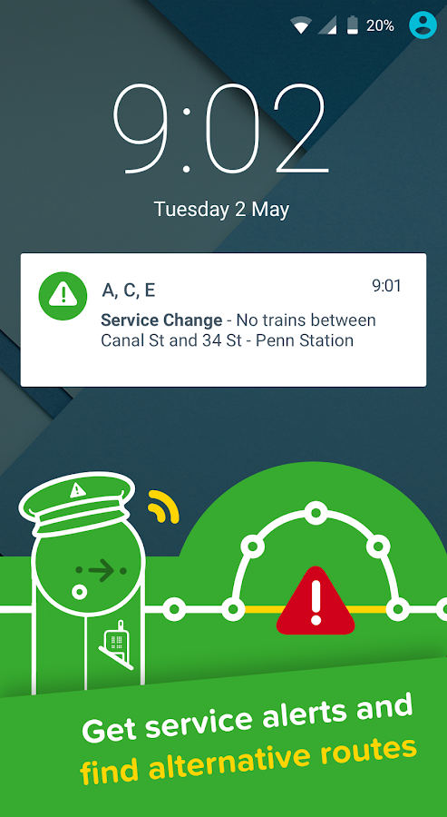 Citymapper Screenshot 3