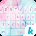 App Cotton Candy Kika Keyboard APK for Kindle