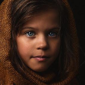 Wisdom by Lucia STA - Babies & Children Child Portraits