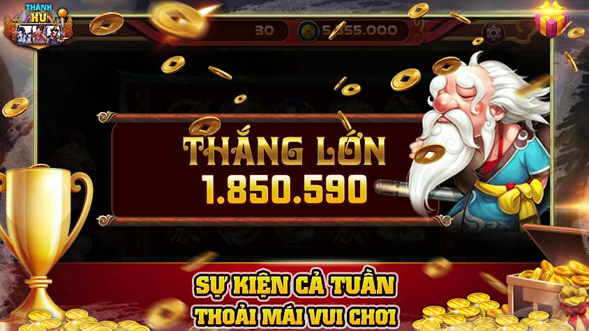 Thánh Hũ - Quay Hu Phát Tài Screenshot