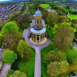 Saltaire United Reformed Church by Simon Turner - Buildings & Architecture Places of Worship