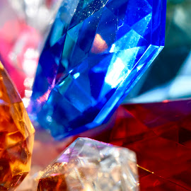 Prisms by Jeff Sluder - Abstract Macro ( crystals )