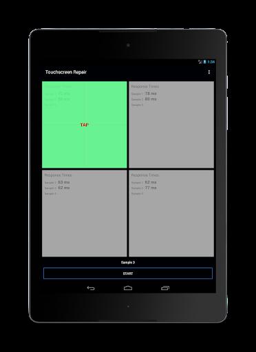 Touchscreen Repair - screenshot