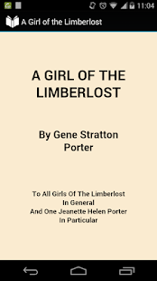 A Girl of the Limberlost - screenshot