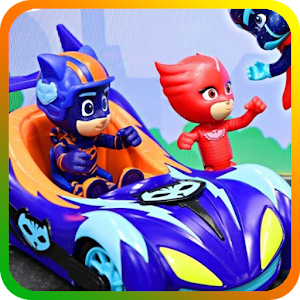 PJ Race Toys For PC / Windows 7/8/10 / Mac – Free Download