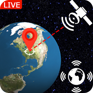 Live Earth Map Real Time: Satellite View GPS Track For PC / Windows 7/8/10 / Mac – Free Download