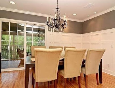 Dining Room Decorating Ideas - screenshot