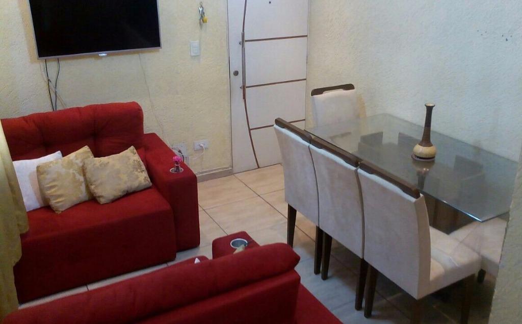 Apartamento, Jordanópolis, São Bernardo do Campo - AP1845.