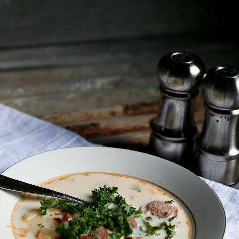 Zuppa Toscana With Adobo Sauce