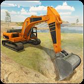 Heavy Excavator Simulator PRO APK for Ubuntu