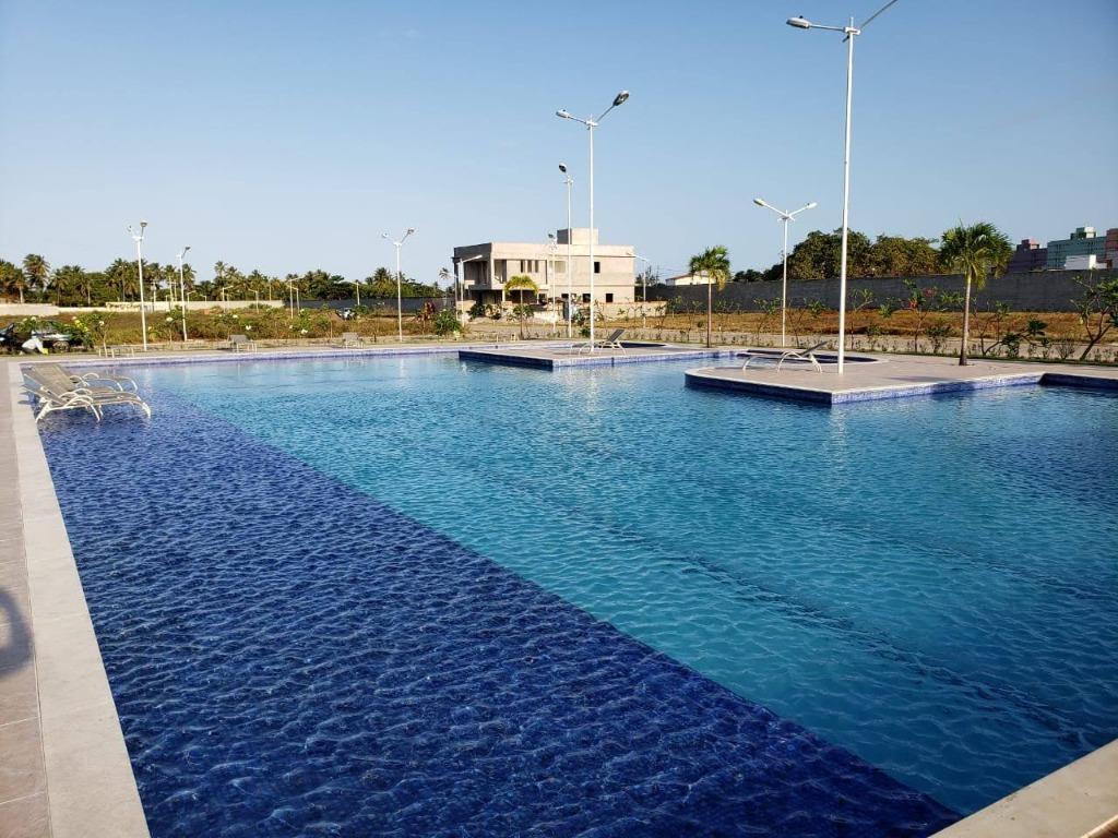 Terreno à venda, 432 m² por R$ 419.900,00 - Ponta de Campina - Cabedelo/PB