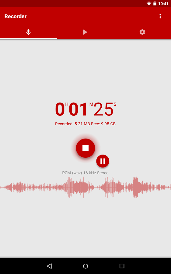 Voice Recorder Screenshot 19