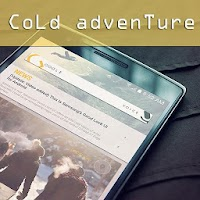 CoLd advenTure for KLWP For PC (Windows And Mac)