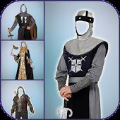 Medieval Suit Photo Maker APK for Bluestacks