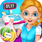 Game Supermarket Shopping Cashier APK for Kindle