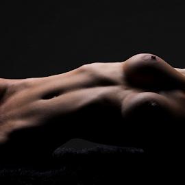 by Jordan Morgans - Nudes & Boudoir Artistic Nude ( nude, naked, boudoir, bodyscape, nudes )