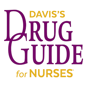 Davis's Drug Guide for Nurses Online PC (Windows / MAC)