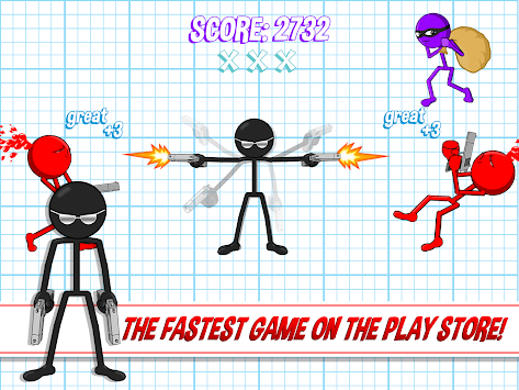 Gun Fu: Stickman 2 apk screenshot