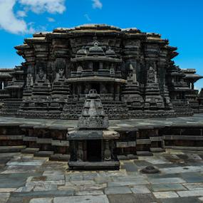 belur by Santosh Vanahalli - Buildings & Architecture Public & Historical ( belur )