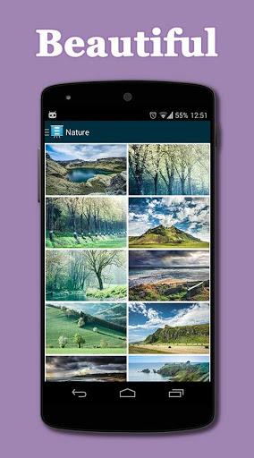 Luxurious Wallpapers HD Screenshot