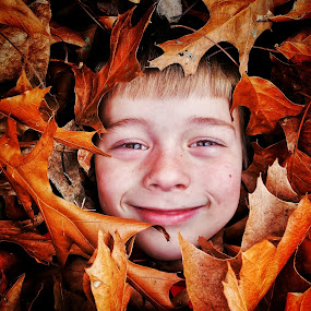 Hiding in the Leaves by Berry Fraley - Instagram & Mobile Android