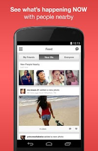 Moco+ - Chat, Meet People v2.6.83 Apk