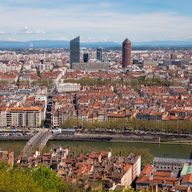 Lyon by Andrew Moore - City,  Street & Park  Skylines