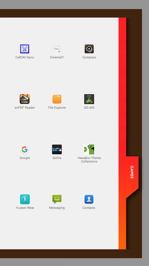 Agenda2 for Total Launcher Screenshot 4