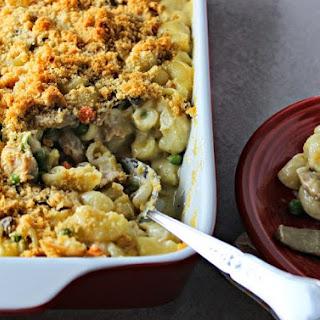 Tuna Noodle Casserole With Cream Of Celery Soup Recipes