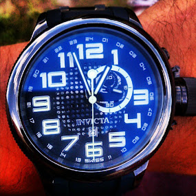 My sweet frikkin invicta #Russian #diver #watch #invicta by Blake Coln - Instagram & Mobile Instagram